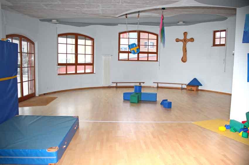 Unser raumangebot ev kindergarten und familienzentrum for Raumgestaltung nach reggio